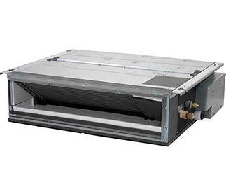 Daikin - FXDQ-A İnce Gizli Tavan Tipi İç Ünite VRV