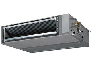 Daikin - FXSQ-A Orta Statik Basınçlı İç Ünite VRV