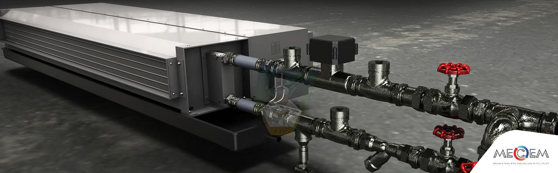 Daikin Fancoil Klima Sistemleri