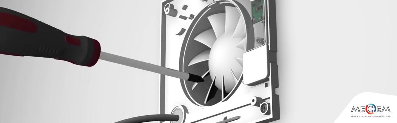 Havalandırma Fanları ve Aspiratörleri
