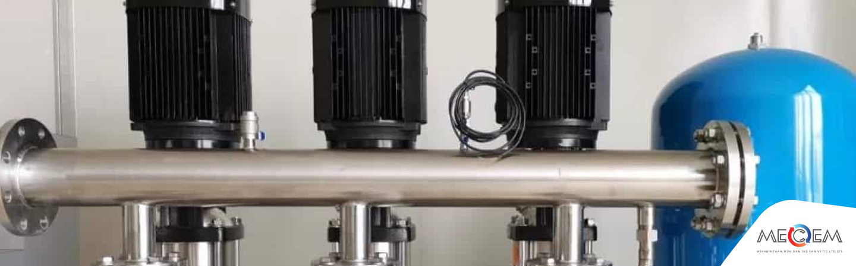 Hidrafor ve Atık Su Pompaları