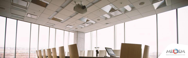 İşyeri Havalandırma Sistemleri