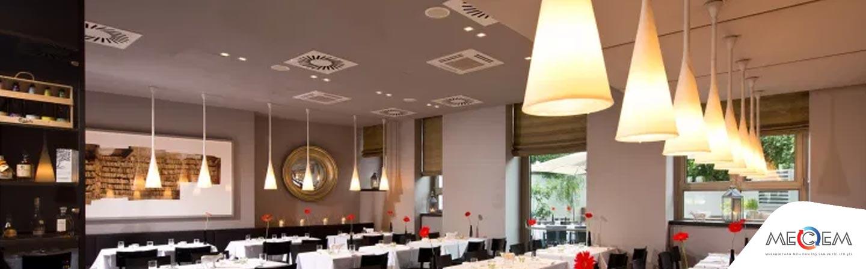 Restoran Havalandırma Sistemleri