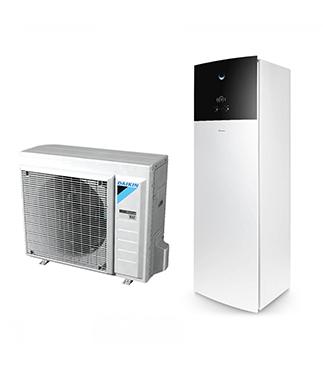 Daikin – Altherma Düşük Sıcaklıklı Isı Pompaları