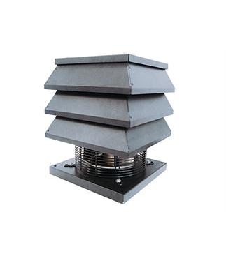 Elicent - TIRAFUMO Radyal Şömine Çatı Fanı