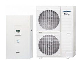 Panasonic Yüksek Performans Split Isı Pompası