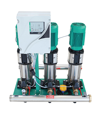 Wilo - COE-Helix V Yüksek Verimli Trifaze Hidrofor