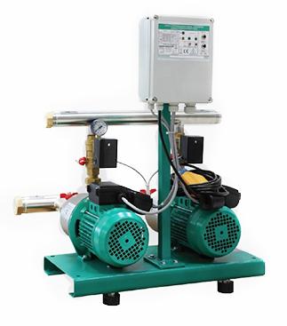 Wilo - COE-MHI İki Pompalı Hidrofor
