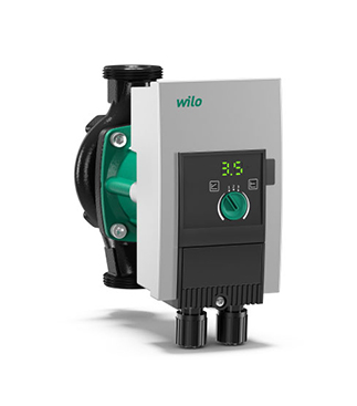 Wilo - Yonos Maxo Islak Rotorlu Sirkülasyon Pompası