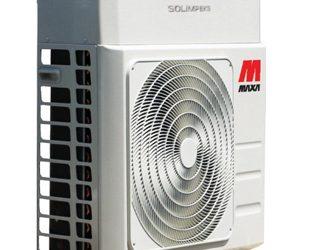 Maxa 6-18 Kw Standart Kapasite Isı Pompası