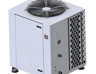 Solimpeks Standart Kapasite Isı Pompası
