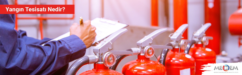 Yangın Tesisatı Nedir?